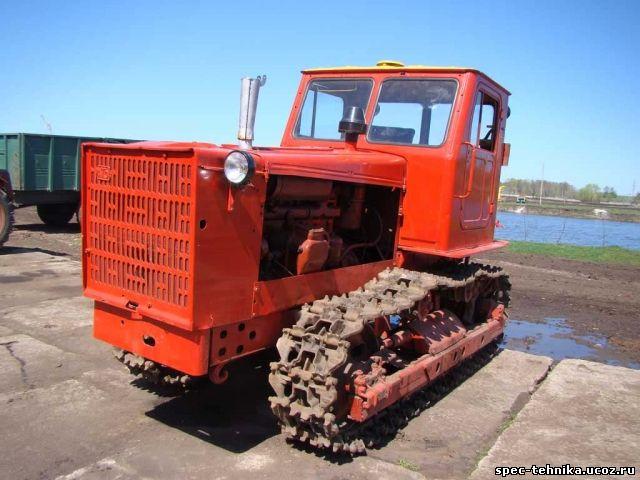 руководство по эксплуатации трактора т-4